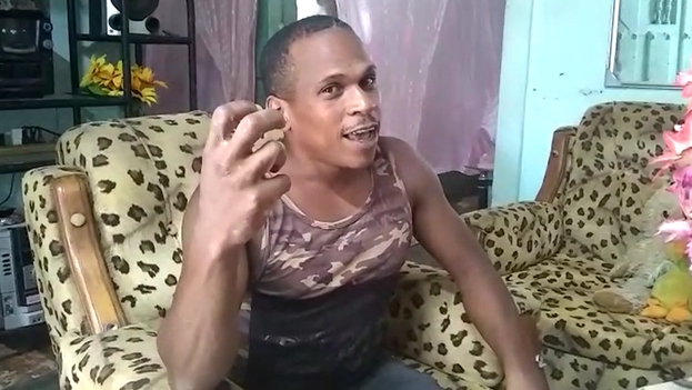 El santiaguero de 38 años se describe como un hombre trabajador, que nunca había tenido problemas con la justicia. (14ymedio)