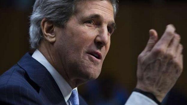El secretario de Estado de Estados Unidos, John Kerry. (EFE)