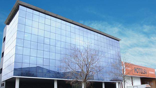 La sede de Hotelsa. (Hotelsa)