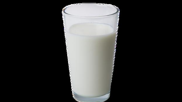 Un vaso de leche. (CC)