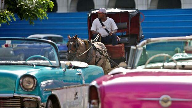Los vehículos estaban en venta en Cuba desde 2014, pero solo podían adquirirse en CUC. (EFE)