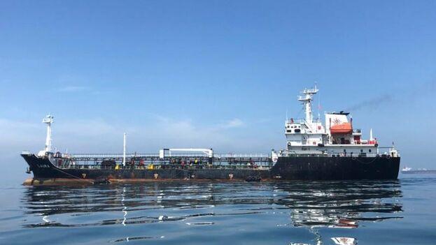 Los barcos venezolanos están apagando sus transponedores para dificultar su localización.