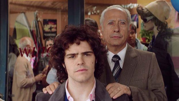 Actores protagonistas de la película argentina 'El Clan'. (CC)