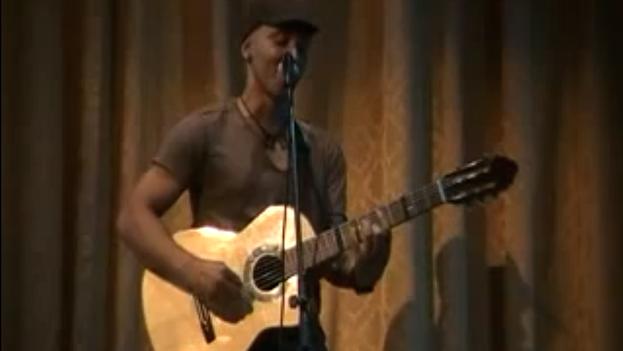Luis Alberto Barbería, director del proyecto e integrante del grupo Habana Abierta. (Youtube/captura de pantalla)