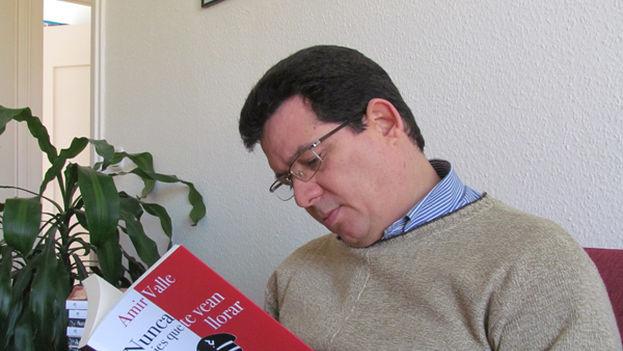 Amir Valle, escritor, periodista y crítico literario cubano, que reside en Berlín desde 2005 (amirvalle.com)