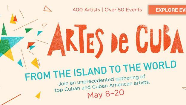 Artes de Cuba se celebrará en el Kennedy Center entre el 8 de mayo al 3 de junio.