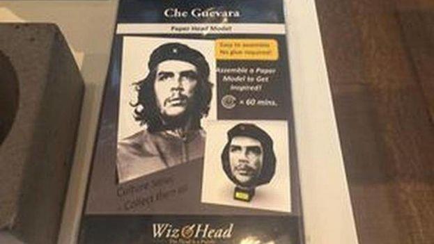 Artículo con la imagen del 'Che' retirado del Pérez Art Museum de Miami. (María Werlau/Facebook)