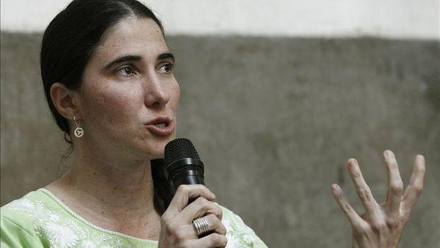 La directora de '14ymedio' intervino en el X Foro Atlántico, titulado en esta ocasión Iberoamérica: la amenaza del populismo, celebrado en la Casa de América de Madrid. (EFE/Archivo)