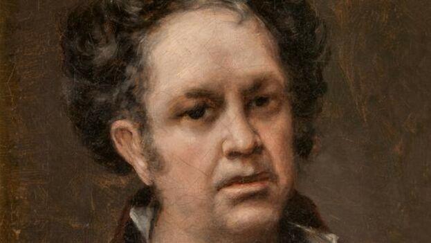 'Autorretrato',1815, Francisco de Goya. (Museo Del Prado)