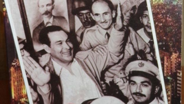 La portada de 'Batista, El Golpe', de José Luís Padrón y Luís Adrián Betancourt.