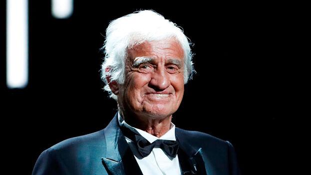 Belmondo se convirtió en una figura casi imprescindible en el cine francés. (EFE)