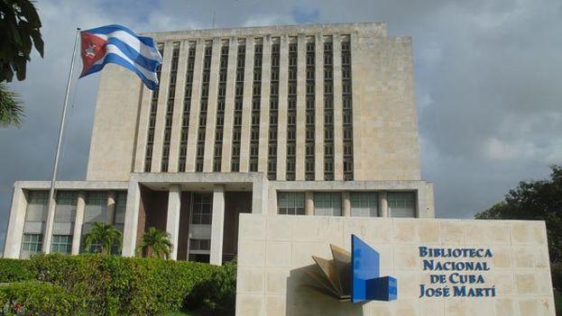 La Biblioteca Nacional José Martí (BNJM) de La Habana posee fondos musicales que atesoran partituras originales de compositores cubanos como Ernesto Lecuona, Gaspar Villate, Ignacio Cervantes y Nicolás Ruiz. (CC)