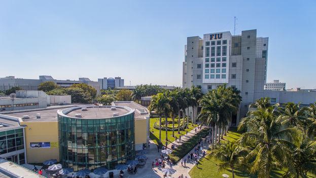 Campus de la Universidad Internacional de Floridad. (fiu.edu)
