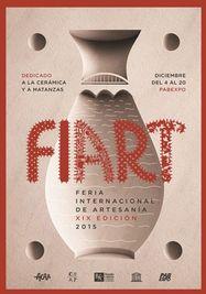 Cartel de FIART 2015