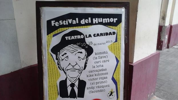 Cartel del Festival del Humor