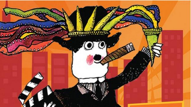 Cartel de la décimosexta edición del Havana Film Festival