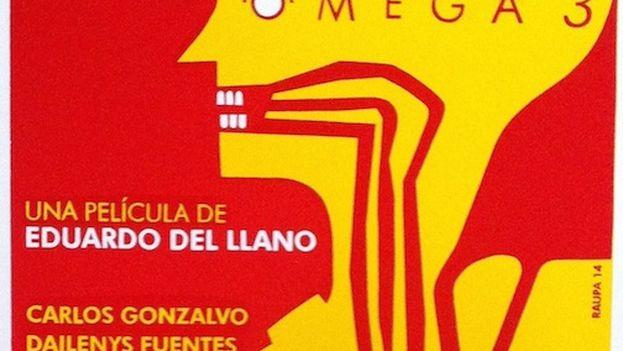 Cartel de la película 'Omega 3'.