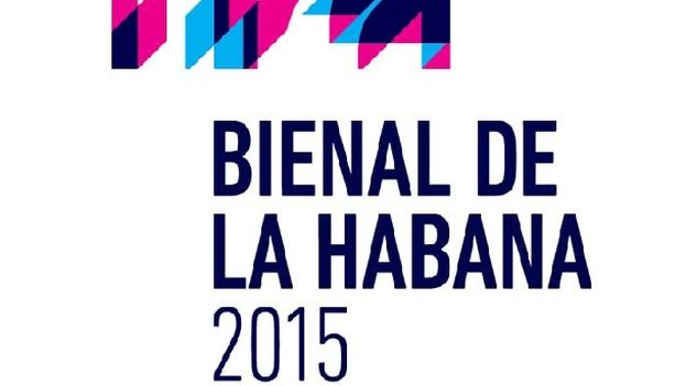 Cartel promocional de la Bienal de La Habana 2015