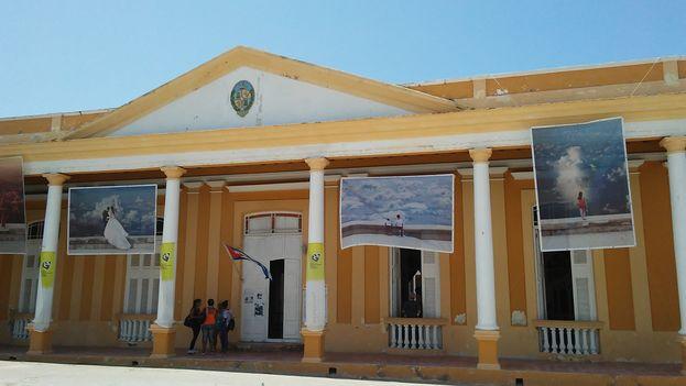 Casa de la Cultura de Gibara, en Holguín. (14ymedio)