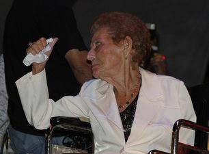 Celina González en un homenaje en el Concierto Tropical de la 53 Feria de Cali en 2010. (Corfecali/Flickr)
