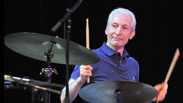 Charlie Watts, el baterista de los 'Rolling Stones', ha sido considerado un mito musical por los seguidores del rock. (EFE)