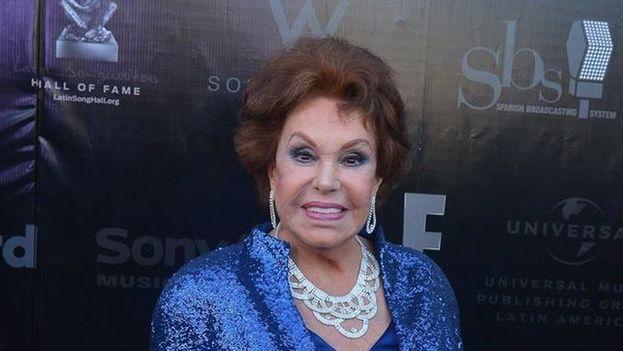 La compositora e intérprete cubana Concha Valdés Miranda falleció este sábado a los 89 años de edad en un hospital de Miami. (Cortesía)