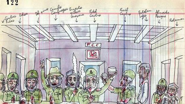 'Cuaderno de Cuba', el viaje dibujado de Lapin a lo más diferente de la Isla.