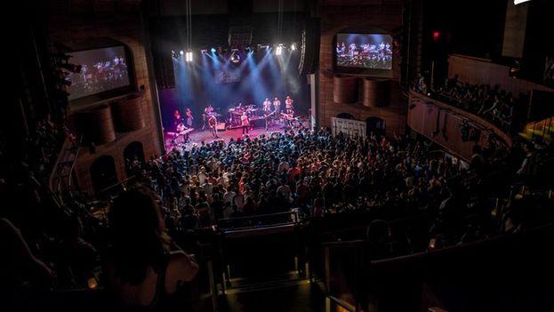 El grupo Cultura Profética en concierto en Washington. (Alex Diaz Photography Inc./culturaprofetica_oficial)
