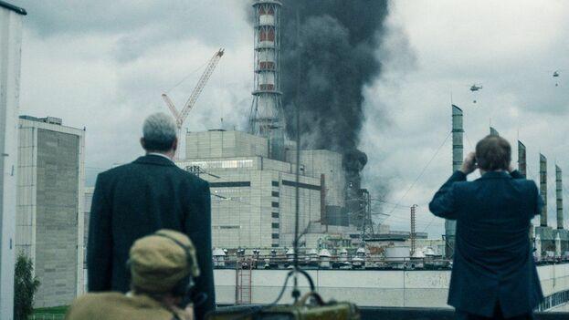 Comunistas piden juicio a creadores de 'Chernobyl'