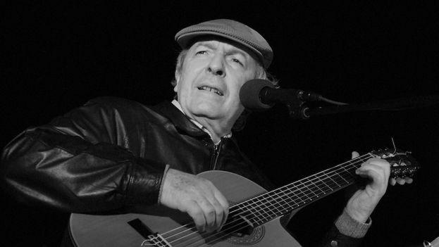Daniel Viglietti fue un cantautor muy influyente en Cuba para la Novísima Trova. (CC/Wikimedia)