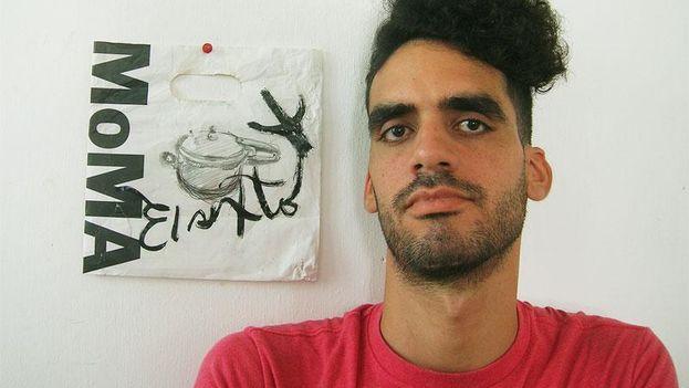 Danilo Maldonado, 'El Sexto'. (Archivo del artista)