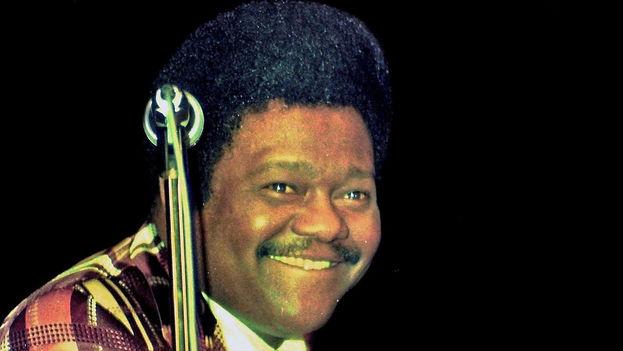 Domino fue uno de los diez primeros músicos incluidos en el Salón de la Fama del Rock and Roll en 1986. (wikimedia)