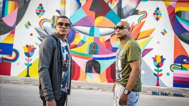 Cuando se instalaron en EE UU, Alexander Delgado y Randy Malcom se mostraron reacios a la posibilidad de hacerse un hueco en la industria musical latina del país. (EFE)