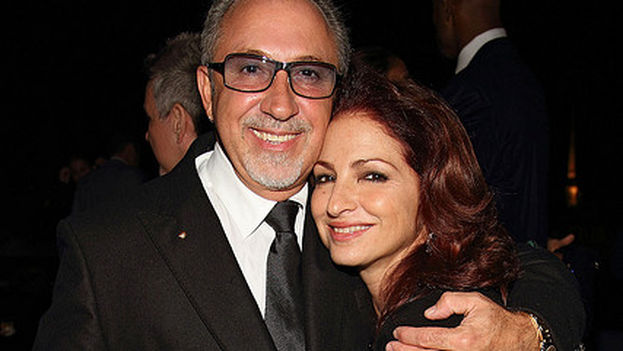 Emilio y Gloria Estefan. (Flickr/Save the Children)