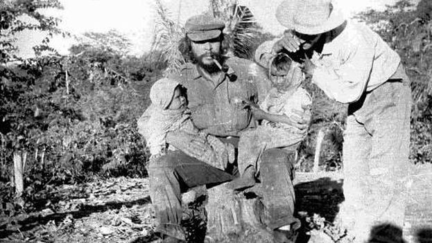 Ernesto 'Che' Guevara en Bolivia en 1967. (Anónimo. Centro de Estudios Che Guevara en La Habana, Cuba)