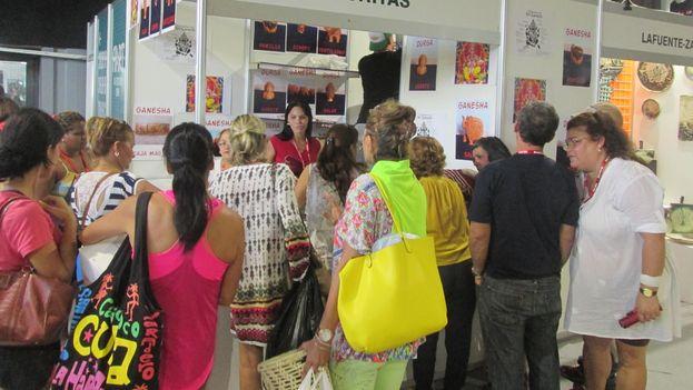 Este año la Feria Internacional de Artesanía llega a su vigésima edición. (14ymedio)