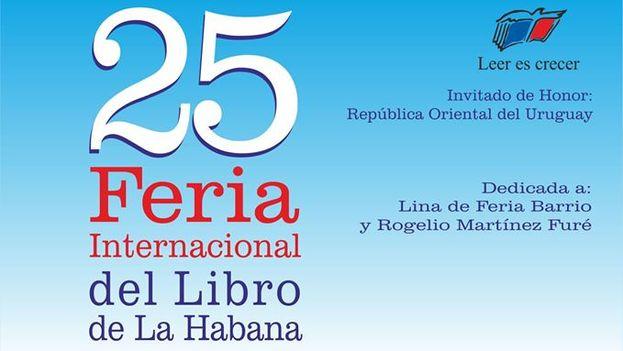 La edición 25 de la Feria del Libro tendrá participantes de 37 países y llevará a las librerías cubanas más de 900 títulos.