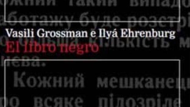Jorge Ferrer pasó casi un año entero traduciendo 'El libro negro', compilado por Vasili Grossman e Ilyá Ehrenburg. (Galaxia Gutenberg)