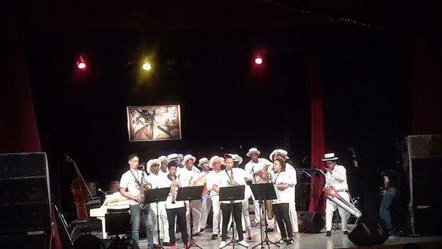 Por primera vez el Festival Jazz Plaza incluyó este año presentaciones y conciertos en Santiago en Cuba. (14ymedio)