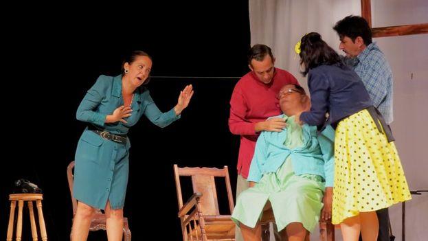 Festival de Teatro de Camagüey. (14ymedio)
