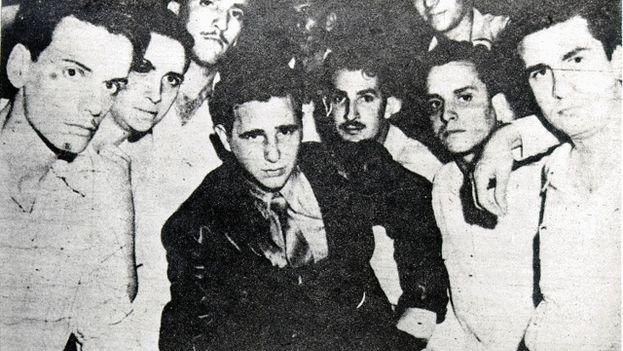 El joven Fidel se codeó desde muy temprano con figuras que tenían más de comportamiento gansteril que de ejercicio transparente de la autoridad.
