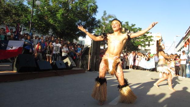 Las celebraciones de la Fiesta de la cultura iberoamericana. (14ymedio)