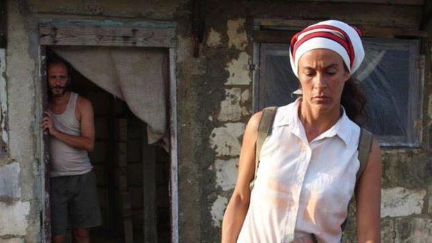 Fotograma de la película 'Santa y Andrés', de Carlos Lechuga. (Facebook)