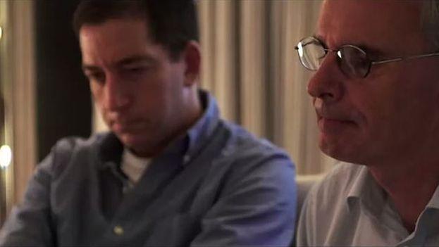 Fotograma del trailer de 'Citizenfour', de Laura Poitras. (CC)