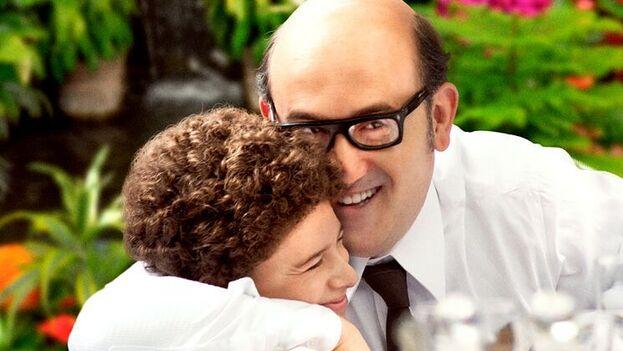 Fotograma de 'El olvido que seremos', con el actor español Javier Cámara en el papel de Héctor Abad Gómez. (BTeam Pictures)