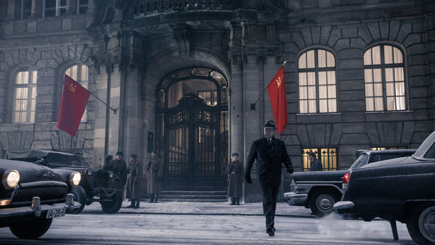 Fotograma de 'Puente de espías', dirigida por Steven Spielberg