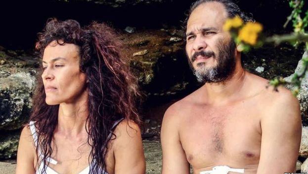 Fotograma de la película 'Santa y Andrés' del director cubano Carlos Lechuga.