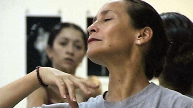 Fotograma del biopic sobre Rosario Suárez, 'Charín', 'La reina de los jueves'