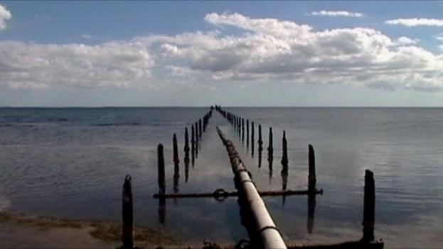Fotograma de 'La faz de las aguas'