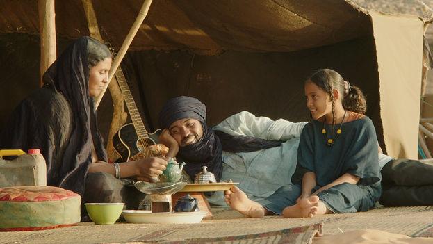 Fotograma de la película 'Timbuktú', de Abderrahmane Sissako